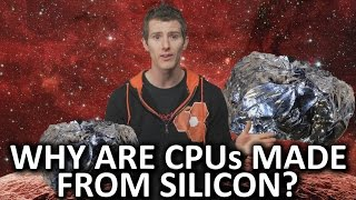 Why is Silicon Used for Computer Chips?
