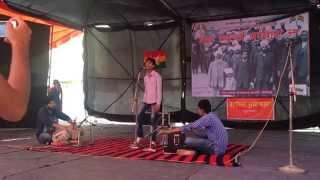 Meer Music Academy = Yuvraj nawan Pind at Mela Gadri Babe(jal.) 2014