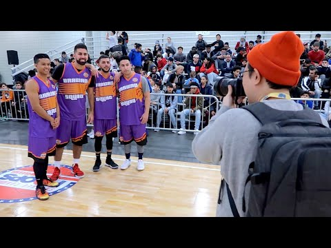 YOUTUBERS BASKETBALL TOURNAMENT!! (10,000 people watching)