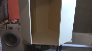 Часть 5. Конструктив углового верхнего модуля. Мебель своими руками. #кухнямоеймечты