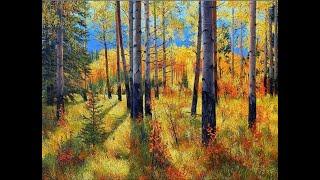 Красивые пейзажи художника Эндрю Кисс (Andrew Kiss)