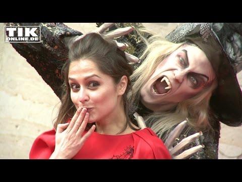 Krasse Zähne: Promis als Vampire!