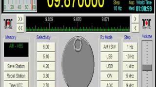 Vividh Bharati - 9870 kHz (Hindustani)
