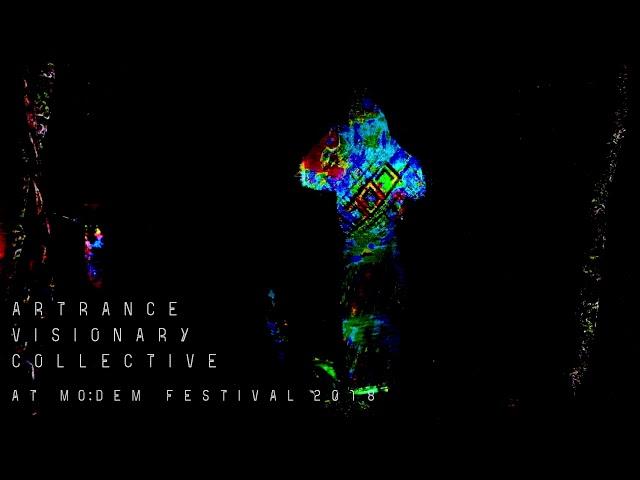 Artrance Mo:Dem Festival 2018