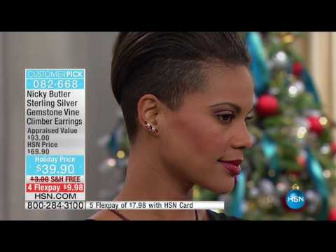 HSN | Silver Designs By Nicky Butler Jewelry 12.21.2016 - 02 PM