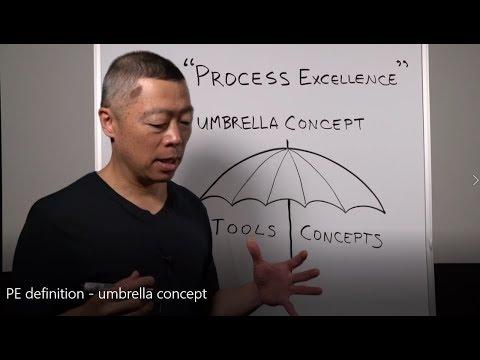 "PE definition - the ""Umbrella concept"""