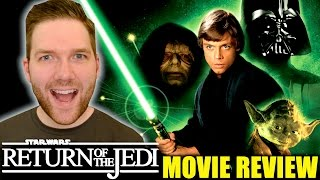 Return of the Jedi - Movie Review