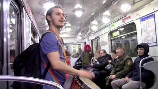 Смотреть видео Санкт-Петербург.  Улицы, культура, события онлайн