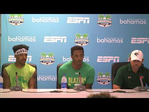 Bahamas Bowl Post Game Press Conference