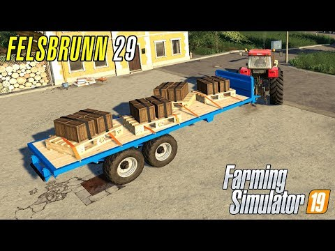 20 Crates Of Beer -  Let's Play Farming Simulator 19 | Episode 29