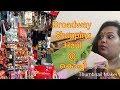 Broadway shopping haul | cochin | Janas kitchen colours