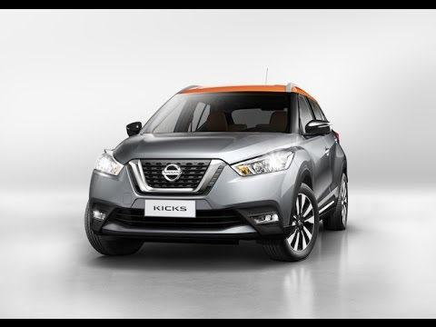 Nissan unveils Kicks, its all-new global compact crossover