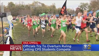 IHSA Challenges Decision That Let CPS Athletes Run