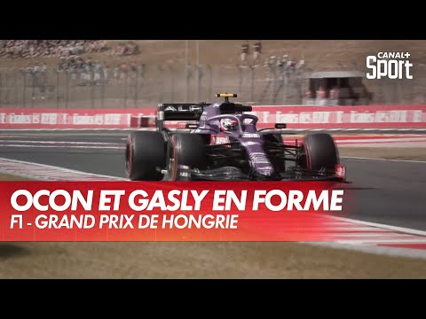 Bonne entame de week-end pour les Français - GP de Hongrie