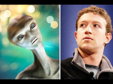 EXCLUSIVA: A Mark Zuckerberg se le ESCAPA Que ha tenido CONTACTO con ALIENÍGENAS