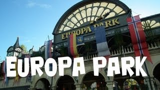 Compilation Europa Park 2012, Rust Germany(Euro Park in Rust is the second best visit park of Europe! This is a really good park with very good rides like: Wodan, Blue Fire, Silver Star, Swiss Bob and more!, 2012-10-10T08:31:17.000Z)