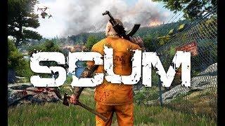 Scum - Day 4 - New Open World Survival - Live Stream PC