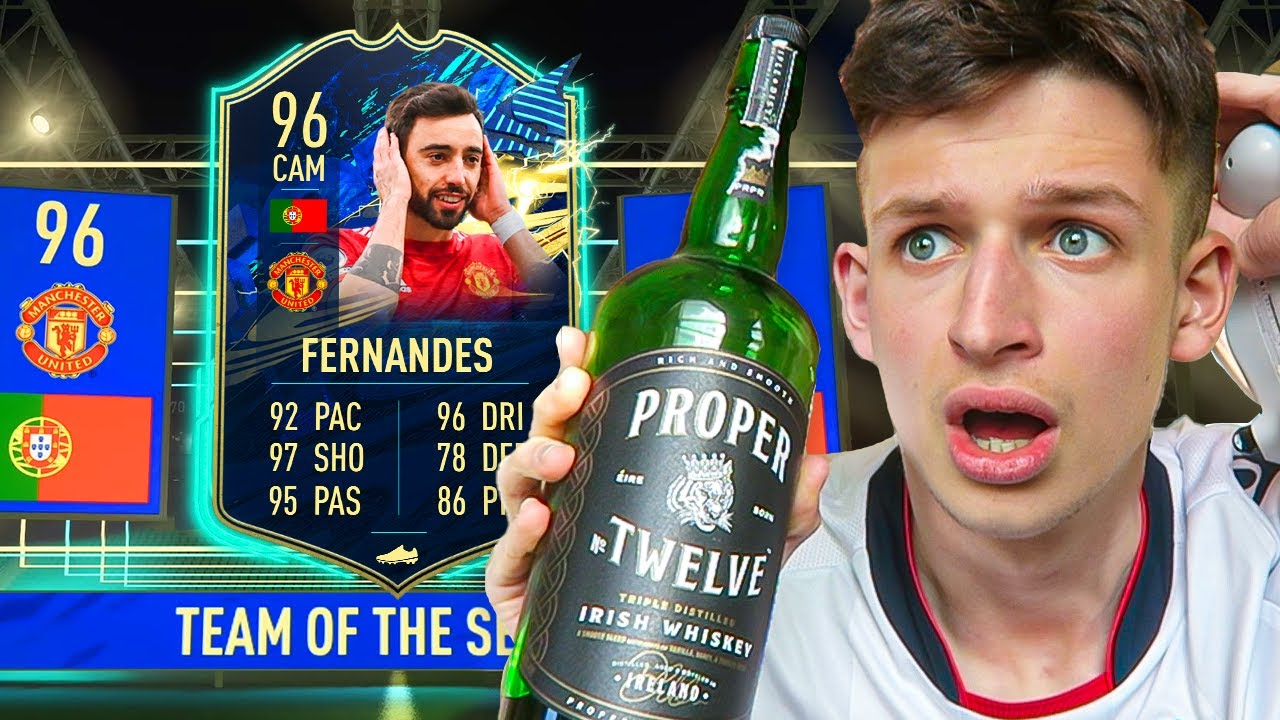 1 TOTS = 1 SHOT (FIFA 21 PACK OPENING)
