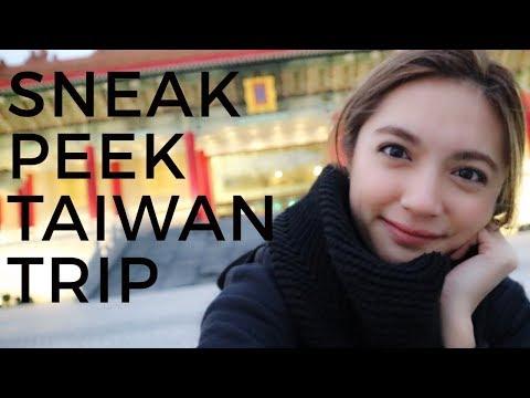 Sneak Peek sa TAIWAN vlog 58