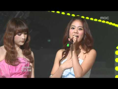 KARA - Honey, 카라 - 허니, Music Core 20091226