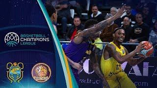 Iberostar Tenerife v UNET Holon - Full Game - Basketball Champions League 2018-19