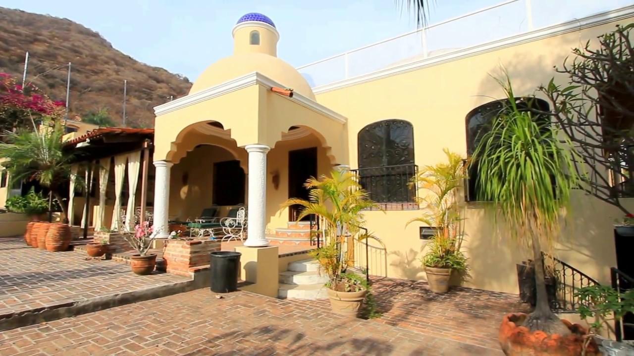 Casa Jacarandas Villa Nova Ajijic Mexico