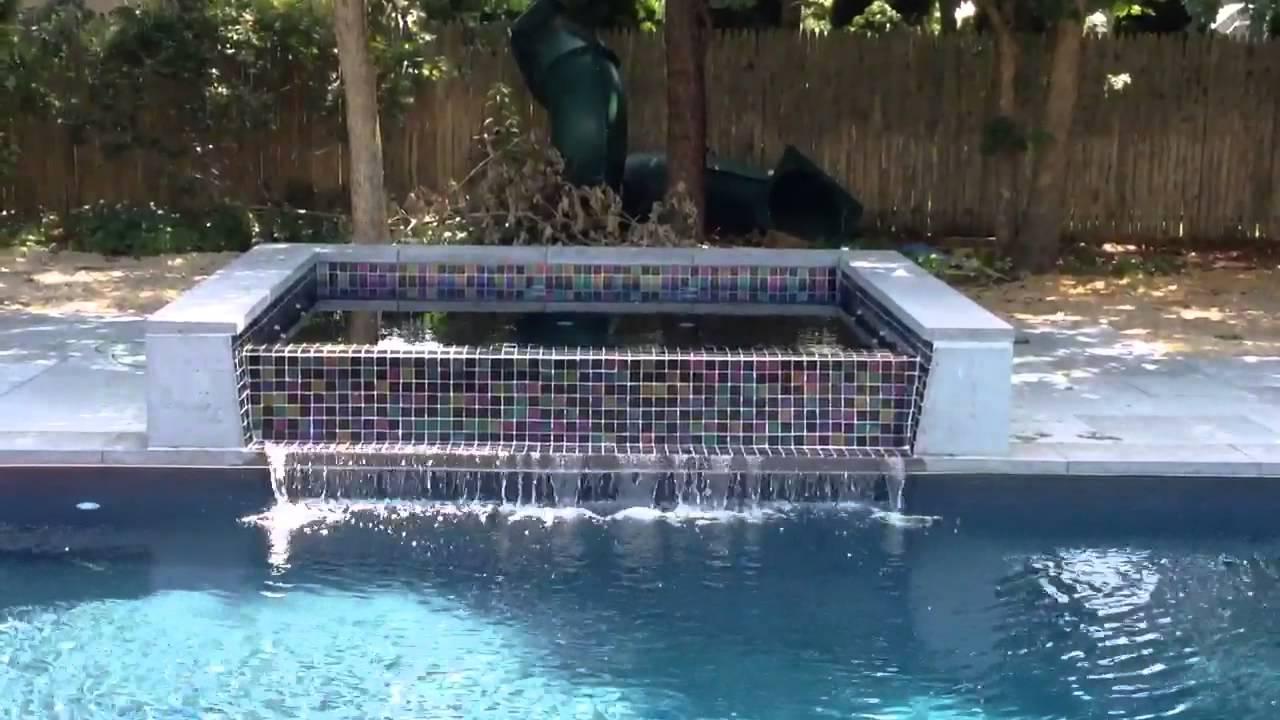 Great Install Of A San Juan Fibergl Pools Margarita Spa Installed By Swim King In Ny