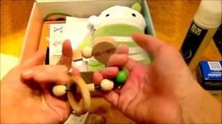 Обзор коробочки Kids-box от Baby-Vac