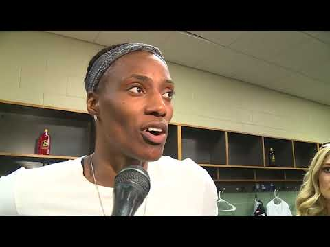 Lynx react to clinching top seed