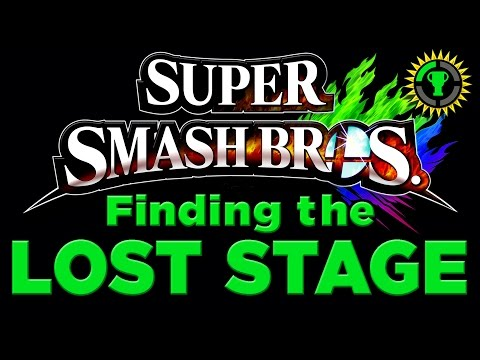 Thumbnail: Game Theory: The Hunt for Super Smash Bros. LOST STAGE!