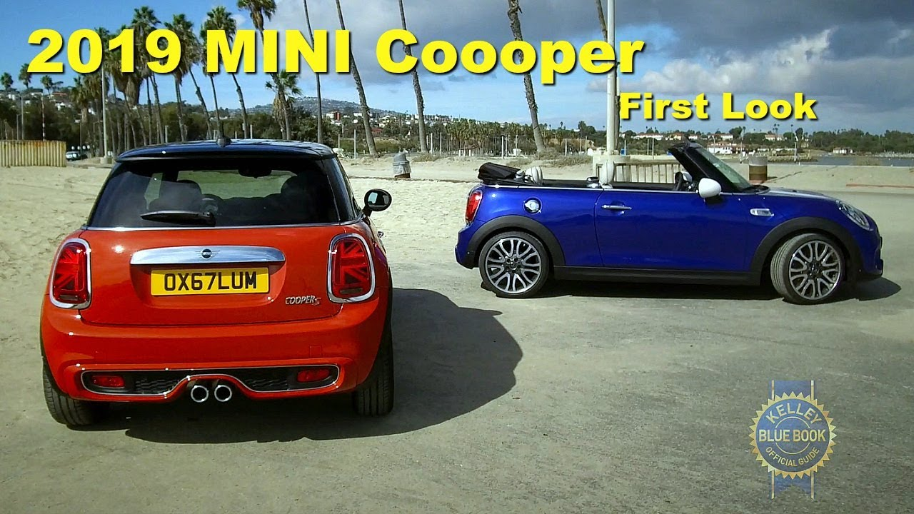 2019 Mini Cooper First Look Youtube