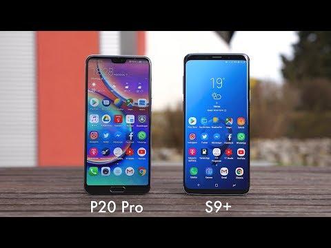 Huawei P20 Pro vs. Samsung Galaxy S9+ (Deutsch) | SwagTab