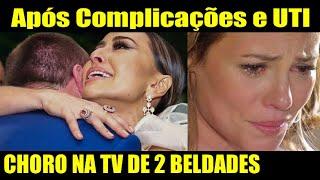 Dupla Tristeza na TV! Após Complicações Chega Triste Comunicado p Sabrina Sato | Paola Oliveira ...