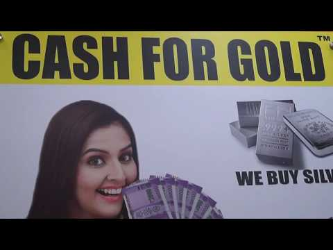 """Opening fo """""""" CASH FOR GOLD """""""" by Upasna Singh"""