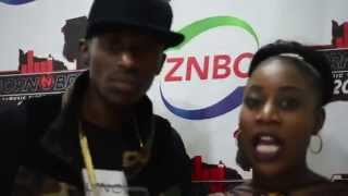 Repeat youtube video The Global Zambian Magazine at the Born 'N' bred Awards 2013 Highlights