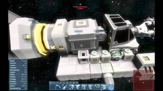 Space Engineers   S1 E5 Welding Ship