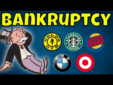 Business Bankruptcy Explained.