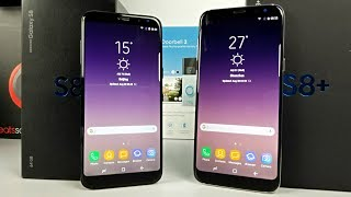 Goophone S8 & S8+ - Infinity Display? I can't Believe How Close They Got!