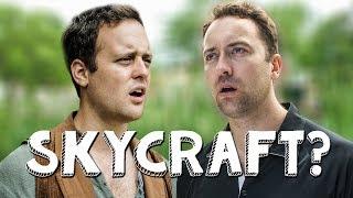 Skycraft? - Bored Ep 106   Viva La Dirt League (VLDL)