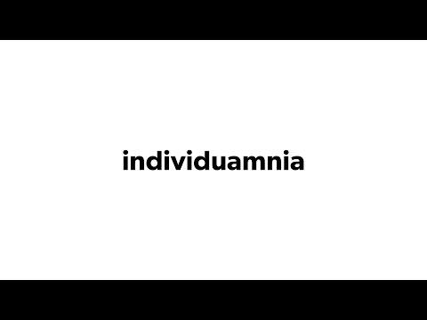 individuamnia