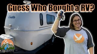 We Bought a Casita Freedom Deluxe travel trailer
