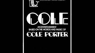 COLE part 4 -- UNA STUBBS / JULIA McKENZIE / PETER GALE / KENNETH NELSON - Cole Porter Revue 1974