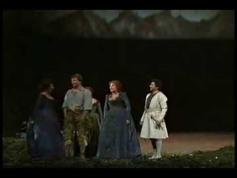 Mozart - Die Zauberflote (Волшебная флейта - рус. субтитры)