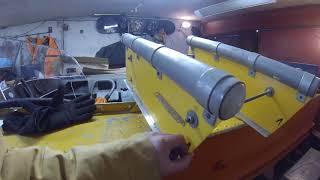 Планер - кораблик для троллинга своими руками за копейки
