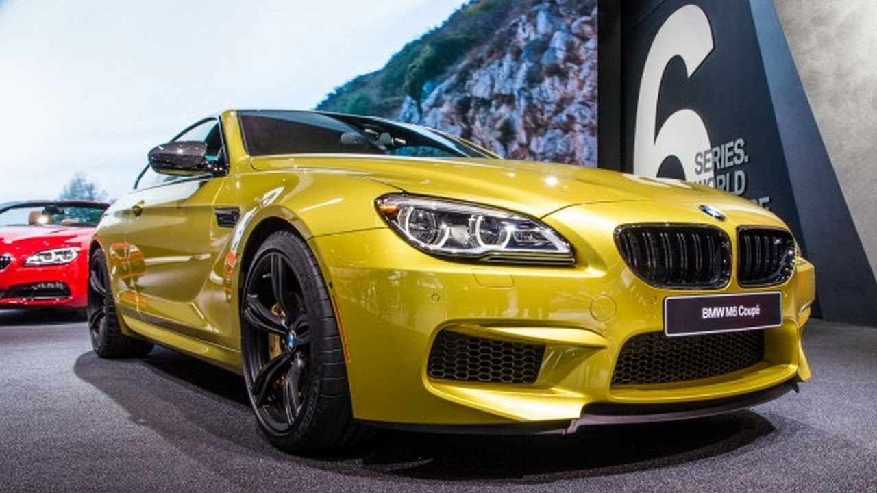 2016 bmw m6 youtube. Black Bedroom Furniture Sets. Home Design Ideas