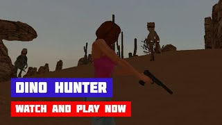 Dino Hunter: Killing Strand · Game · Gameplay