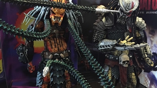 neca predator clan leader scarface concrete jungle toys r us exclusive figure review