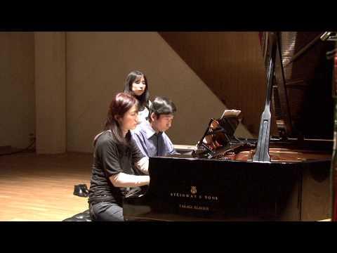 Kapustin - Sinfonietta Op.49 (録音風景)