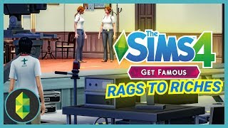 ENTER MY WEB THORNE - Part 6 - Rags to Riches (Sims 4 Get Famous)