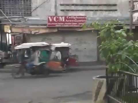 フィリピン マクタン島市街地